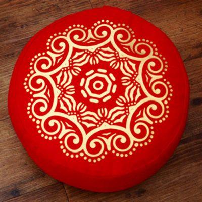 Yogakissen-Mandala-Golddruck-MD03